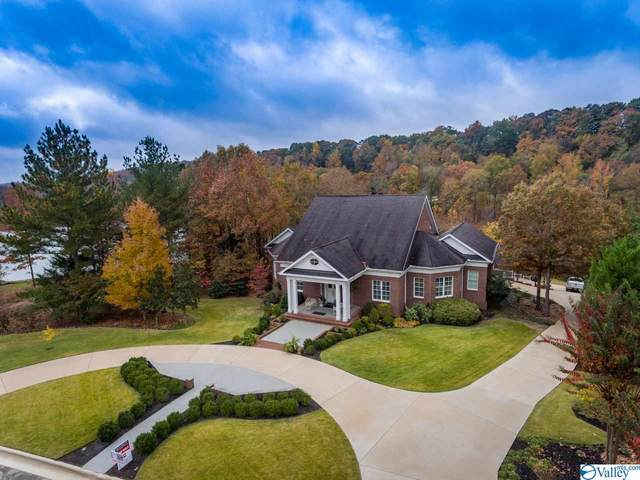 1627 Lake Cove Drive, Decatur, AL 35603 (MLS #1772183) :: Southern Shade Realty