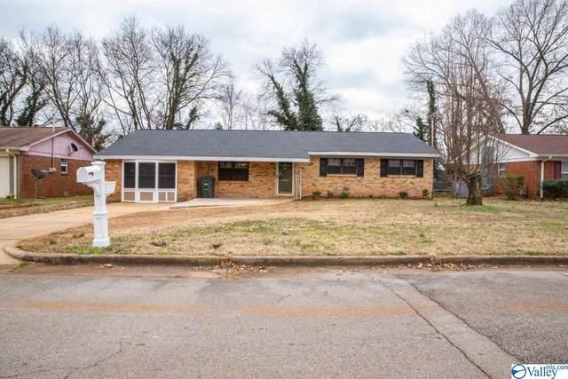 3307 Conger Road, Huntsville, AL 35805 (MLS #1772281) :: RE/MAX Distinctive | Lowrey Team