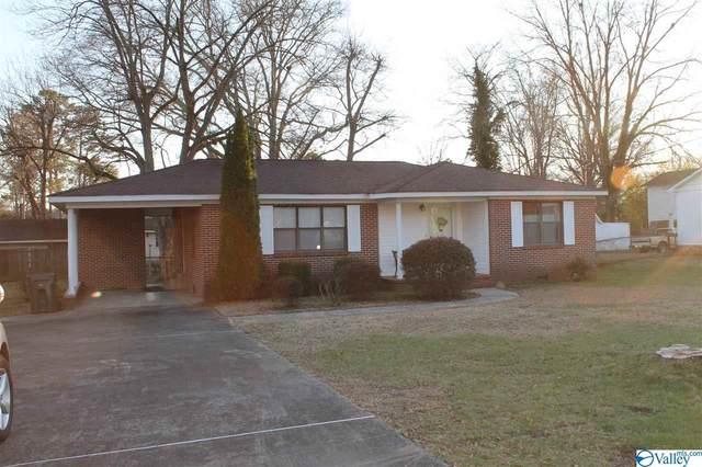 426 Oliver Street, Glencoe, AL 35905 (MLS #1772301) :: MarMac Real Estate
