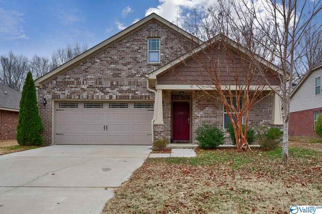 116 Bermuda Lakes Drive, Meridianville, AL 35759 (MLS #1772380) :: RE/MAX Unlimited
