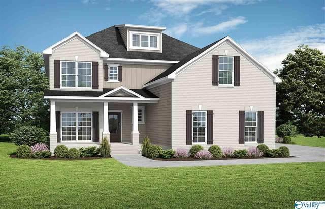 1156 Towne Creek Place, Huntsville, AL 35806 (MLS #1772391) :: RE/MAX Distinctive | Lowrey Team