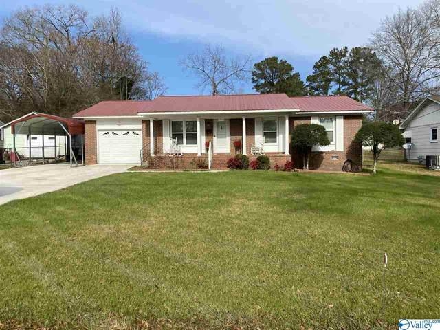 1334 Merryhill Avenue, Gadsden, AL 35903 (MLS #1772469) :: RE/MAX Distinctive | Lowrey Team