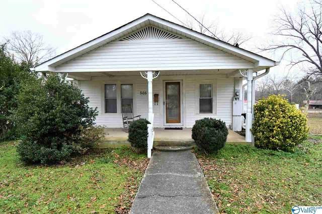 505 Howard Place, Gadsden, AL 35904 (MLS #1772643) :: MarMac Real Estate