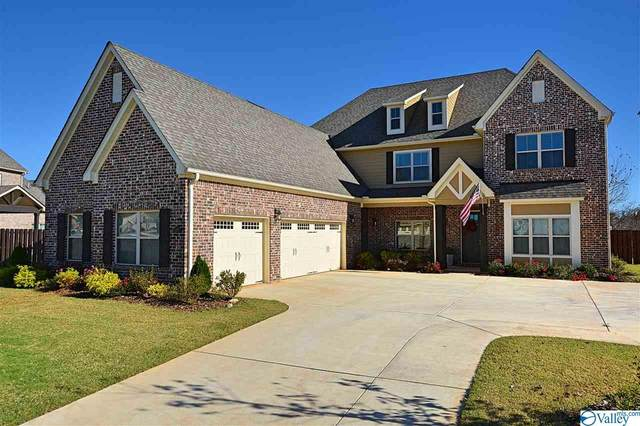 207 Island Reserve Circle, Huntsville, AL 35824 (MLS #1772688) :: Amanda Howard Sotheby's International Realty