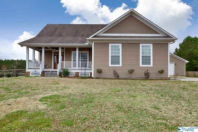1370 Yarbrough Road, Harvest, AL 35749 (MLS #1772699) :: MarMac Real Estate