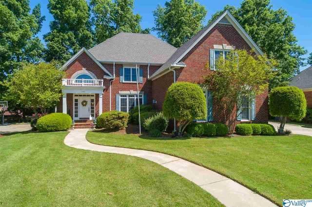 1122 Trenton Drive, Decatur, AL 35603 (MLS #1772762) :: MarMac Real Estate