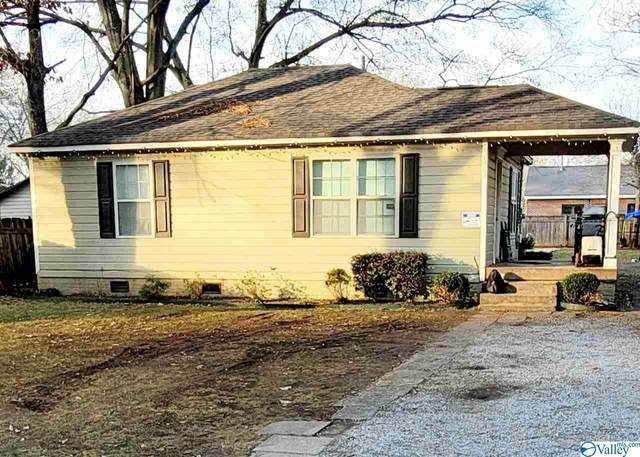 1808 SE 7th Street, Decatur, AL 35601 (MLS #1772777) :: LocAL Realty