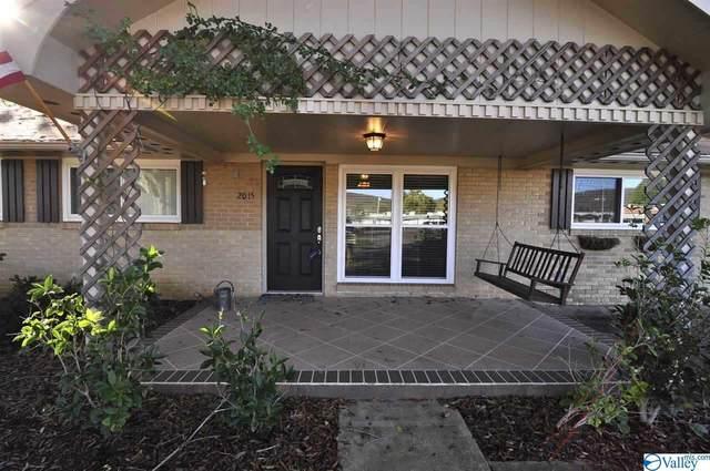 2015 Reuben Drive, Huntsville, AL 35811 (MLS #1772783) :: MarMac Real Estate