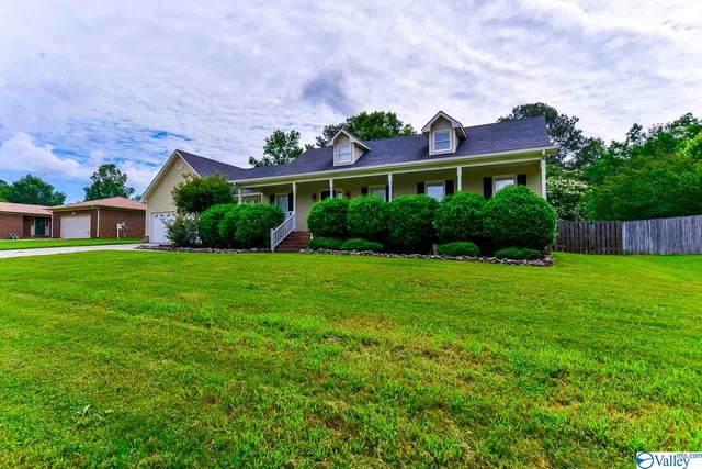 105 Pennhurst Drive, Harvest, AL 35749 (MLS #1772832) :: Southern Shade Realty