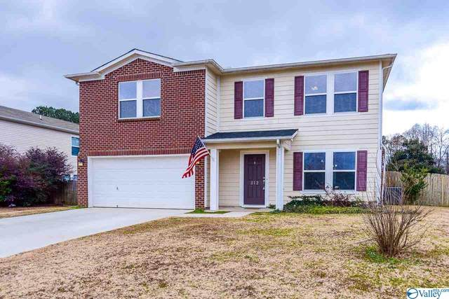 212 Rockport Street, Meridianville, AL 35759 (MLS #1772895) :: Rebecca Lowrey Group