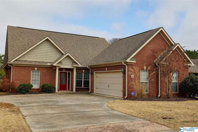 11 Nandina Lane, Huntsville, AL 35824 (MLS #1772921) :: Amanda Howard Sotheby's International Realty