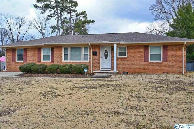110 Wingate Avenue, Huntsville, AL 35801 (MLS #1772948) :: Legend Realty
