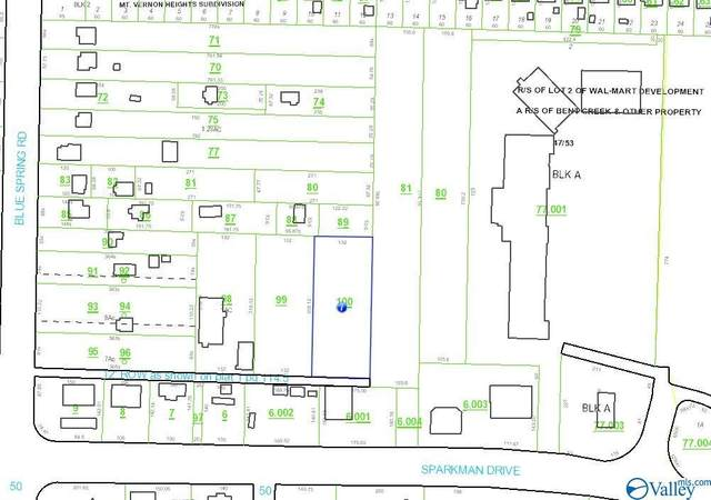 3100 Blue Spring Road, Huntsville, AL 35810 (MLS #1772957) :: Amanda Howard Sotheby's International Realty