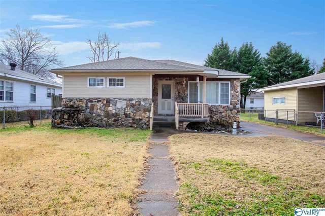 2007 8th Street, Decatur, AL 35601 (MLS #1772970) :: Southern Shade Realty