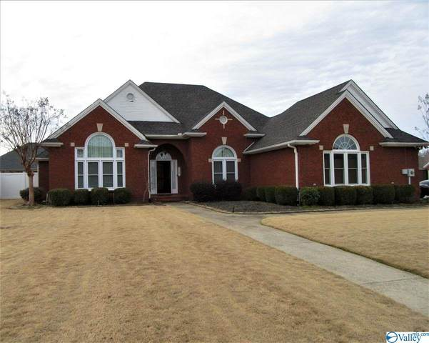 2901 Whiteford Drive, Decatur, AL 35603 (MLS #1773075) :: Southern Shade Realty