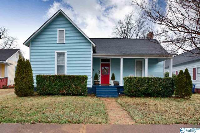 809 Ward Avenue, Huntsville, AL 35801 (MLS #1773084) :: Legend Realty