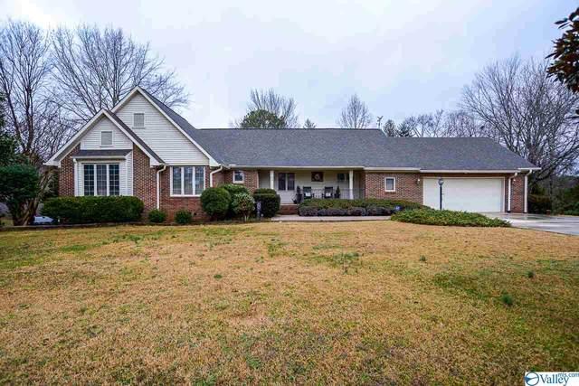 101 Ce Lee Circle, Huntsville, AL 35806 (MLS #1773136) :: Amanda Howard Sotheby's International Realty