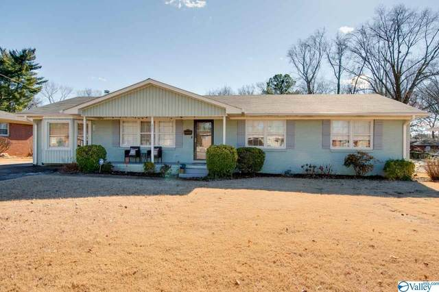 311 SW Drake Avenue, Huntsville, AL 35801 (MLS #1773150) :: Rebecca Lowrey Group