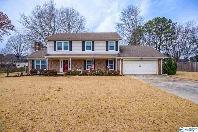 1707 Devonshire Drive, Decatur, AL 35601 (MLS #1773308) :: Rebecca Lowrey Group