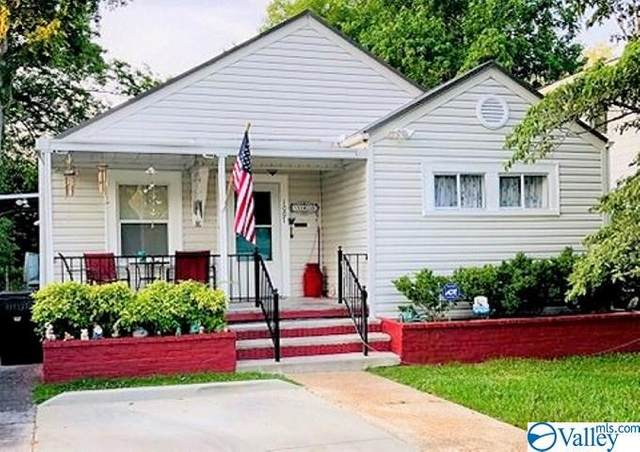 1007 Walnut Street, Gadsden, AL 35901 (MLS #1773338) :: MarMac Real Estate