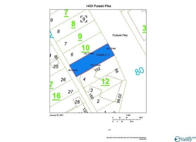 1409 Pulaski Pike, Huntsville, AL 35816 (MLS #1773404) :: MarMac Real Estate