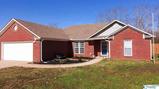 160 Simmons Circle, Hazel Green, AL 35750 (MLS #1773476) :: Southern Shade Realty