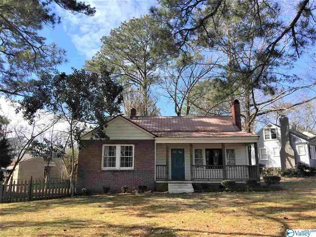120 Riley Street, Gadsden, AL 35901 (MLS #1773638) :: Southern Shade Realty