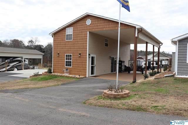 1727 Convict Camp Road #35, Guntersville, AL 35976 (MLS #1773721) :: RE/MAX Unlimited