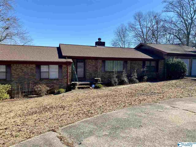 2105 Big Nose Drive, Centre, AL 35960 (MLS #1773843) :: Coldwell Banker of the Valley