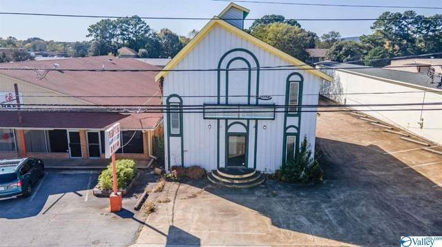 8106-A Memorial Pkwy, Huntsville, AL 35802 (MLS #1774023) :: MarMac Real Estate