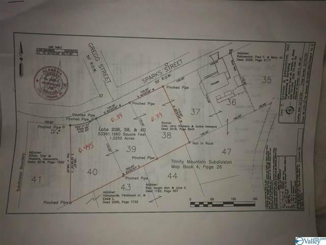 lot 40 Sparks Street, Trinity, AL 35673 (MLS #1774156) :: RE/MAX Unlimited