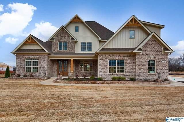 335 Kendallwood Drive, Meridianville, AL 35759 (MLS #1774210) :: Green Real Estate