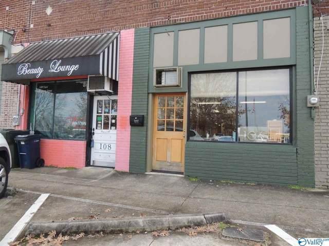 106 Washington Street, Athens, AL 35611 (MLS #1774380) :: Southern Shade Realty