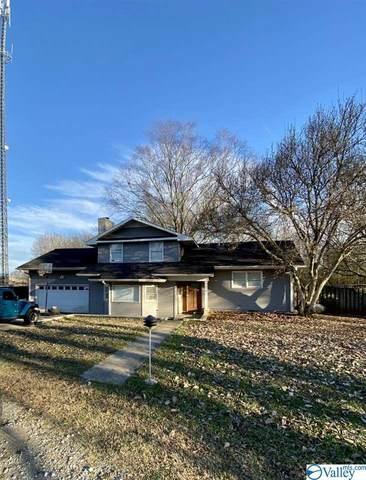 135 Lowe Road, Hazel Green, AL 35750 (MLS #1774559) :: MarMac Real Estate