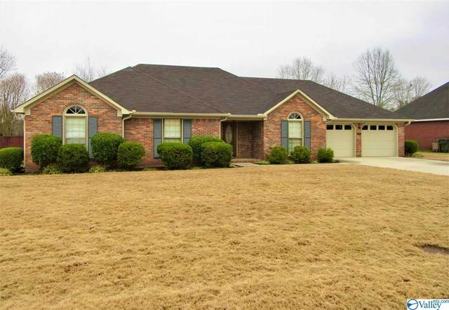 2910 Carrington Drive, Decatur, AL 35603 (MLS #1774562) :: Southern Shade Realty