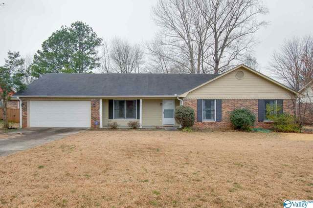 10401 Parliament Drive, Huntsville, AL 35803 (MLS #1774598) :: RE/MAX Unlimited