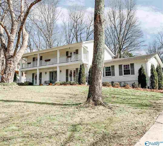 2203 Woodcliff Road, Huntsville, AL 35801 (MLS #1774660) :: Coldwell Banker of the Valley