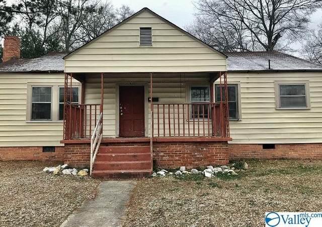 922 Windsor Street, Gadsden, AL 35903 (MLS #1774769) :: Southern Shade Realty