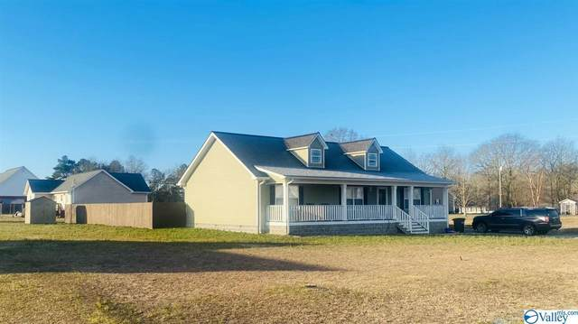 150 Christopher Drive, Rainsville, AL 35986 (MLS #1774860) :: Southern Shade Realty