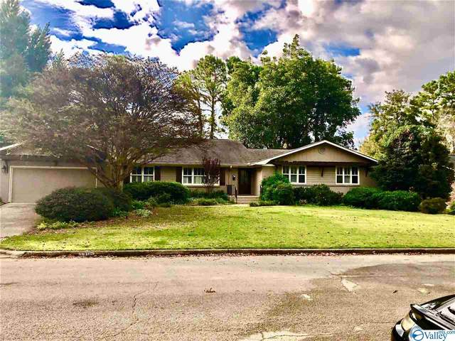 3319 Ohara Road, Huntsville, AL 35801 (MLS #1774902) :: Dream Big Home Team | Keller Williams