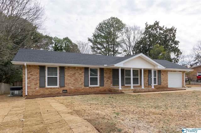 1104 Hewitt Street, Huntsville, AL 35816 (MLS #1774929) :: Southern Shade Realty