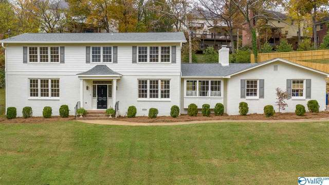 856 Dill Street, Huntsville, AL 35801 (MLS #1774938) :: Coldwell Banker of the Valley