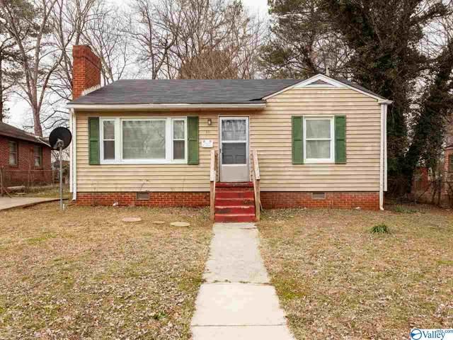 231 Richmond Avenue, Huntsville, AL 35811 (MLS #1774945) :: Legend Realty