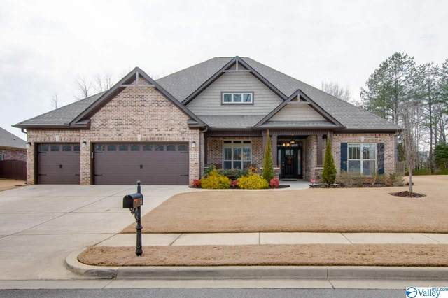 227 Trailing Creek Road, Madison, AL 35757 (MLS #1775008) :: Coldwell Banker of the Valley