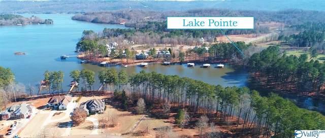 Lot 2 Lake Pointe Circle, Scottsboro, AL 35769 (MLS #1775099) :: Amanda Howard Sotheby's International Realty