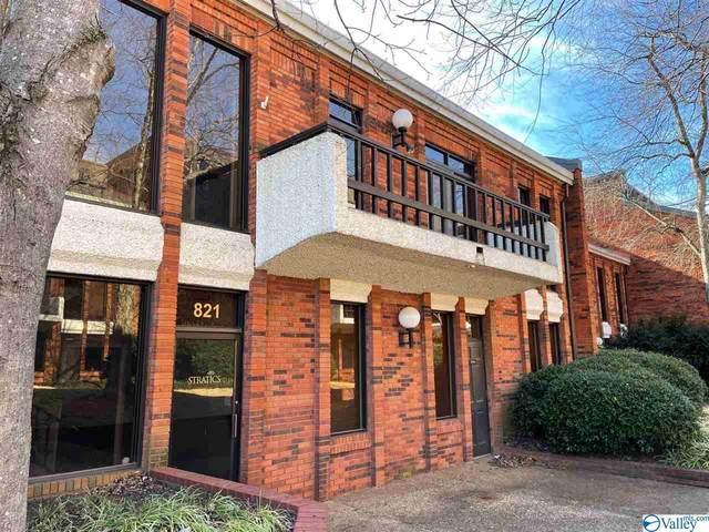 303 Williams Avenue #821, Huntsville, AL 35801 (MLS #1775102) :: Southern Shade Realty