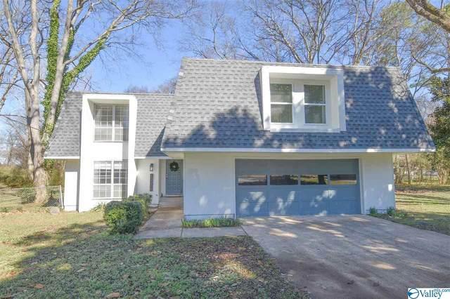 10019 Nadina Drive, Huntsville, AL 35803 (MLS #1775227) :: Green Real Estate