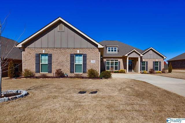 216 Hilltop Ridge Drive, Madison, AL 35756 (MLS #1775321) :: Coldwell Banker of the Valley