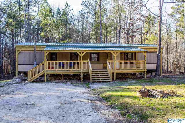 970 County Road 667, Cedar Bluff, AL 35959 (MLS #1775350) :: Coldwell Banker of the Valley