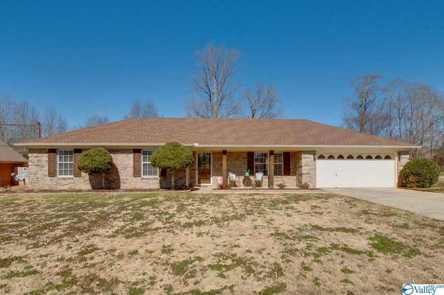 121 Hickory Trail Drive, Harvest, AL 35749 (MLS #1775390) :: Legend Realty